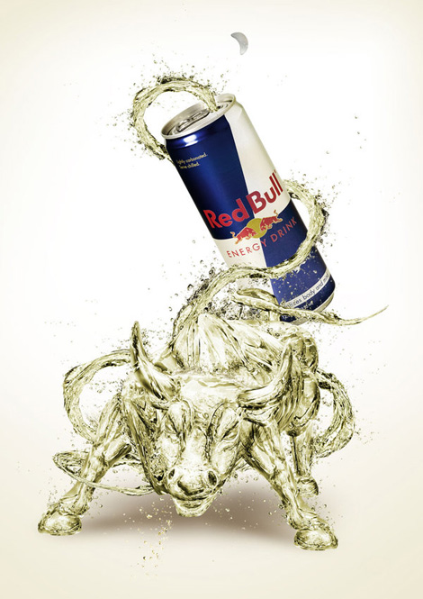 Red Bull Digital Art